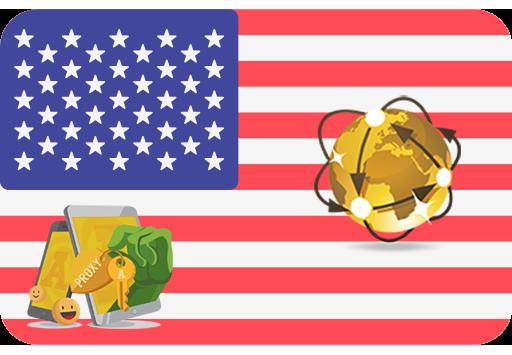 Прокси США • USA proxy >