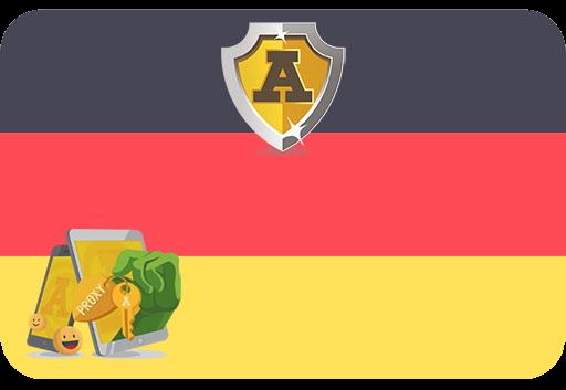 Прокси Германия • German proxy >