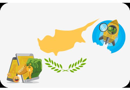 Прокси Кипр • Cyprus Proxy >