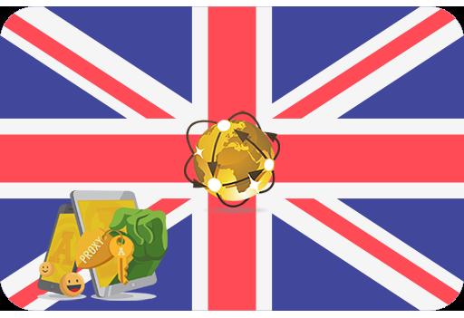 Прокси Англии • Proxy England >