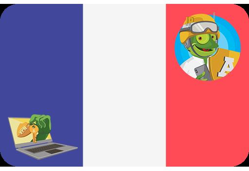 ВПН Франция • France VPN >