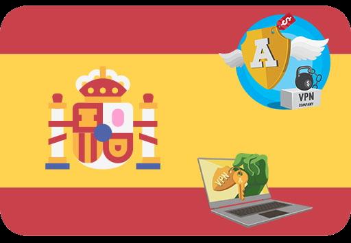 ВПН Испания • Spain VPN >