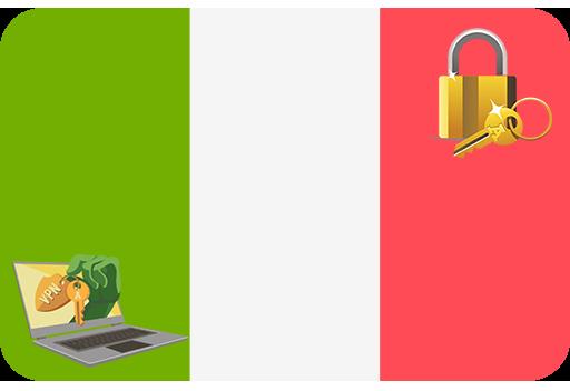 ВПН Италия • Italy VPN >