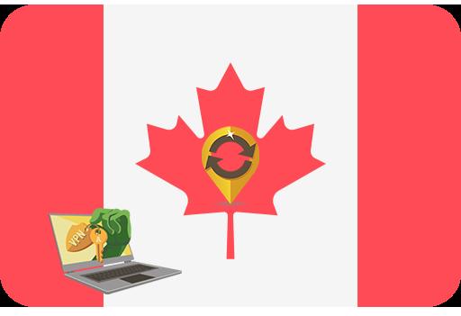 ВПН Канада • Canada VPN >